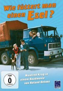Wie füttert man einen Esel? - Manfred Krug, Rolf Hoppe, Kati Bus - DVD