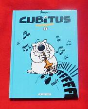 DUPA. CUBITUS.  L' intégrale tome 2. Le Lombard 2011. EO. neuf