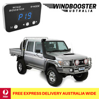 Windbooster 9-Mode Throttle Controller to suit Toyota Landcruiser 79, 2009-2018