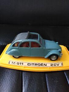 coche en miniatura  ,, Citroen 2CV,,