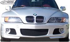 RDX Stoßstange BMW Z3 E36 E10 Front Schürze Vorne Spoiler