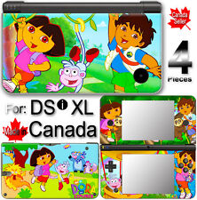 Dora The Explorer Diego SKIN COVER STICKER for DSi XL