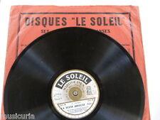 78rpm MARCEL ROUX lehar - la veuve joyeuse / strauss - reve de valse SOLEIL 241
