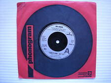"Dr. Hook - Girls Can Get It / Doin It, Mercury MER-51 Ex Condition 7"" Single"