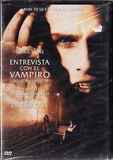 Neil Jordan: ENTREVISTA CON EL VAMPIRO con Cruise, Pitt, Banderas. WARNER 2003