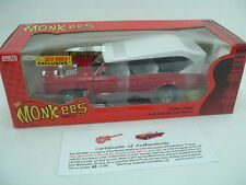 MONKEE MOBILE LIMITED EDITION 1:18 MONKEES  DEAN JEFFRIES 1 OF 200 #SCM001