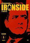 Ironside - Season 1: Vol. 1 (DVD, 2007, 2-Disc Set)