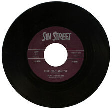 "PLAS JOHNSON And HIS ORCHESTRA  ""BLUE JEAN SHUFFLE""    POPCORN / R&B     LISTEN!"