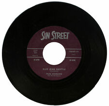 "PLAS JOHNSON And HIS ORCHESTRA  ""BLUE JEAN SHUFFLE""    POPCORN / R&B     LISTEN!"