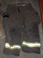 Janesville IsoDri Lion Turnout Pants Firemans Bunker Pants 38/28