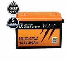 LIONTRON ARCTIC Lithium LiFePo4 Akku 26 kg 12.8V 200Ah Versorgungsbatterie