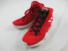 adidas Pro Bounce - Red/White Basketball Shoes (Men's Multiple Sizes) - Used