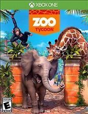 Zoo Tycoon (Microsoft Xbox One, 2013) Brand New Factory Sealed Rated E Everyone