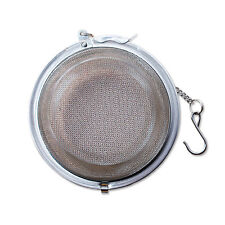 Herb strainer Cooking Infuser Mesh Kitchen (Big size/12.5cm) Sifters Anchovy Do