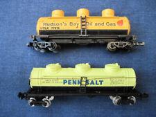 N-Scale Tankers (2) - used