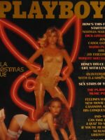 Playboy December 1976 Gala Christmas Issue | Karen Hafter     #1293+