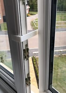 Cat - Window Restrictor - Secures a window open With A 40mm Gap - NEW