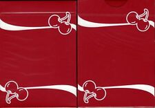 Cherry Casino Reno Red Playing Cards Poker Size Deck USPCC Custom Limited Sealed