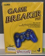 Game Breaker 4 - Lösungsbuch Cheat Komplettlösung PSX Tricks NEU in Folie
