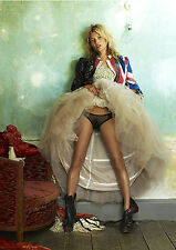 Kate Moss Poster Model Legend Britpop Fashion Icon FREE P+P, A1, 3ftx2ft approx