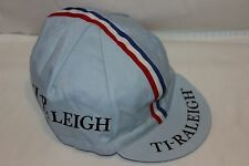 Original Vtg 70s Rare TI-RALEIGH Cycling Team Hat Unworn KUCHARIK