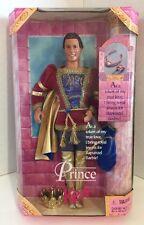 Mattel Barbie Prince Ken Doll In Rapunzel 1997, 18080