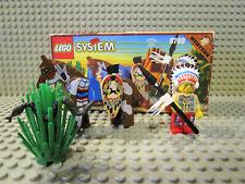 Lego System Western Cowboys Indianer 6709 Indianerhäuptling komplett in OVP BOX