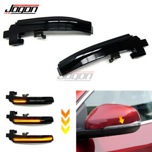 LED Dynamic Turn Signal Light For Volvo V40 CC II 2013-2019 V60 S60 S80 V70 III