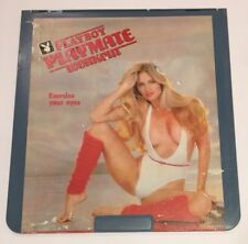 Playboy Playmate CED Video Disc Workout Exercise Your Eyes RARE 1984 Video