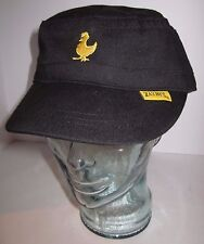 Zaxby's - Employee Hat Cap Black Military Painters Style - Chicken - HPI Direct