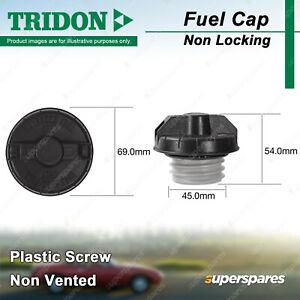 Tridon Fuel Cap for Toyota Landcruiser 60-75 80 95 100 105 120 200 Lite-Ace MR2