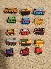Thomas The Train And Friends Metal Trains - Set Of 15
