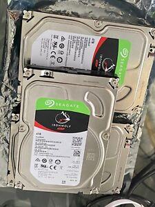 Seagate Ironwolf 4TB NAS HDD SATA3 64mb Cache