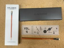 Blackwing Pencils- Volume 4 - Mars Tribute - Box, Insert, & 1 Pencil - SOLD OUT