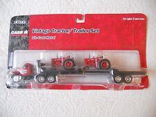 Ertl Farm Country Toy Case IH Farmall Semi w/Trailer & MD Tractors Set MIP 1/64!