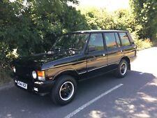 1992 Range Rover Vogue Classique 4.2 LSE
