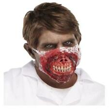 Adulte Zombie Tissu Sanglant Effrayant Masque Halloween Fancy Dress Party Costume