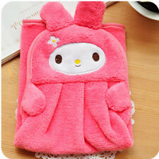 Cute Animal Hand Towel Cartoon Hanging Baby Face Kids Washcloth Bath Water Dry Rabbit