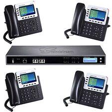 Grandstream Bundle IP PBX UCM6510 and 4 IP Phones GXP2140 New