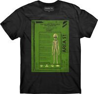 Area 51 t-shirt, Alien Anatomy t-shirt, Property of Area 51, Nevada, Alien, UFO