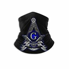 Faith Hope Charity Masonic Freemason Unisex Bandana Face Mask Warmer Neck Tube