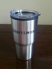 Craftsman Stainless 14 oz Travel Mug - NEW