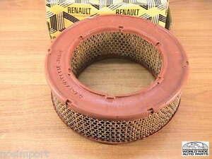 Renault R8  R16  Caravelle Air Filter NOS 0855510100  1962-1972