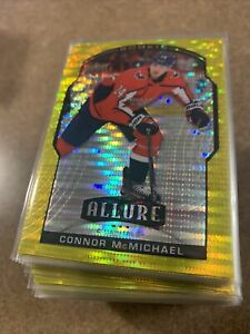 2020-21 Upper Deck Allure Yellow Taxi Player Select