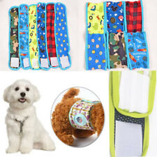 Male Pet Dog Puppy Physiological Pant Belly Wrap Band Diaper Sanitary Underwear