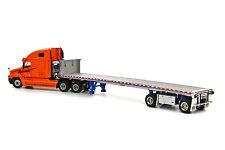 Freightliner Century w/East Flatbed Trailer - Schneider