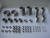 M2 M3 M4 M5 M6 M8 M10 M12 Stainless Steel Metric Helicoil Screw Thread Inserts