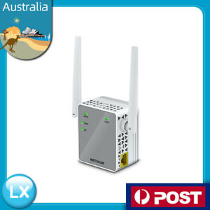 Netgear EX6120 AC1200 1200Mbps Dual Band Wireless Range Extender WiFi Booster AC