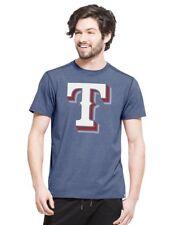 '47 Brand Men's Texas Rangers High Point Jersey Shirt Medium M Baseball MLB