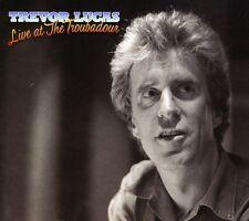 Trevor Lucas - Live at the Troubadour [New CD]